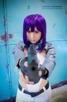 Rise:::::::GITS by Witchiko