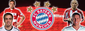 Facebook chronic Banner FC Bayern Muenchen by pebola73