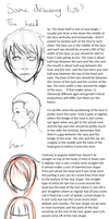 Some drawing tips? by Xenelle