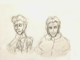 Prince Hans Sketches by Omgjelloz