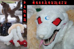 Demon Sesshoumaru for sale by StormAkima
