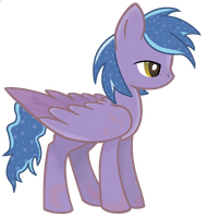 Evening Star Pony Adopt by DraconianQueen