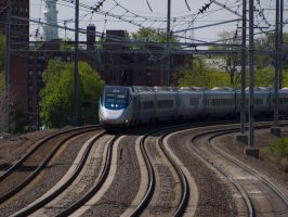 S Curve Acela by The-Nightshift