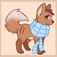 Little Cheap Doggy Adopt | Open | by TheAssbuttNamedYuba