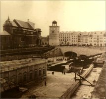 Warsaw after the war by HeretyczkaA