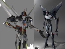 MMD TF PRIME: STARSCREAM DOWNLOAD by tuestpwned