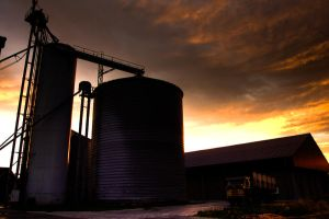 Grane silo by G-freak