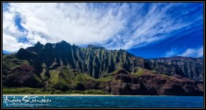 The Na Pali Coast by AndrewShoemaker