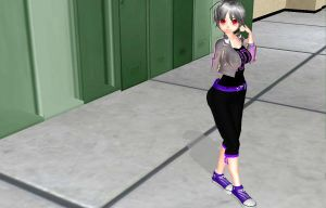 Newcomer: Teen spirited Haku -DOWNLOAD- by Rocky-Roo