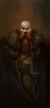 SKETCH_NORTHMAN by donmalo