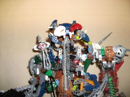 Bionicle MOC: The suffering 2 by 3rdeye88