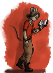 La Lecture by MarCocoPitch
