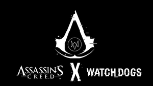 Assassin's Creed X Watch Dogs by youknowwho77