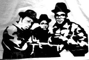 Run DMC by cpdc