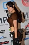 Lara Croft LEGEND5 - Igromir'12 by TanyaCroft