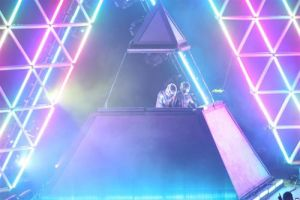 Daft Punk One More Time by SeetherX