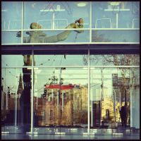 Tbilisi Cube XX by Re3oid