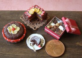 Chocolate Week by PetitPlat
