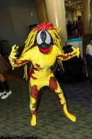 SCREAM COMPLETED COSPLAY by symbiote-x