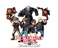 Resident Evil Damnation by juniorbunny
