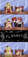 Mini doujinshi NALU *Whimsical* by Timagirl