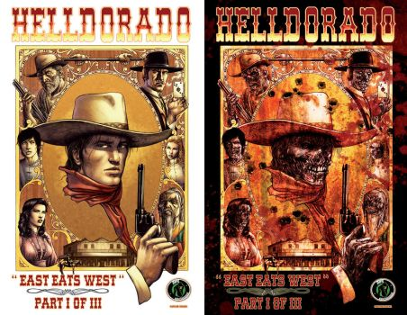 HELLDORADO 01 covers by Diego-Rodriguez