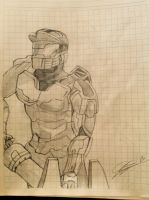 HALO: Master Chief by TFP-Halosapphire