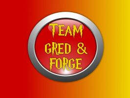 TEAM GRED AND FORGE by HuntressxTimeLady
