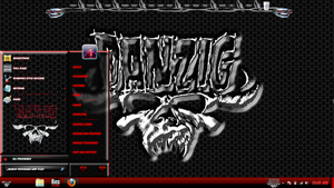 Danzig for windows7 by skullsart101