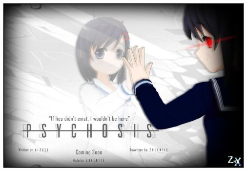 Psychosis - 2nd Wallpaper Poster - Version 1 by Zheeniie