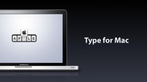 TYPE Mac by TinyLab