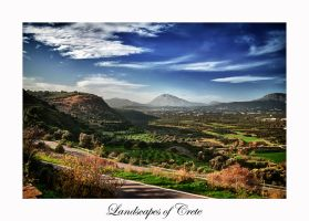 Landscapes of Crete XIII by calimer00