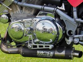 Buell M2 in a Buell REFLECTION by Partywave