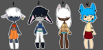 Offer Adopts 2 {closed} by SummerShimmer-adopts