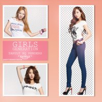 Girls Generation - Yakult HQ Renders by AbouthRandyOrton