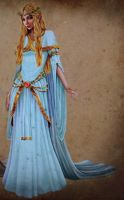 Elven princess by isaac77598