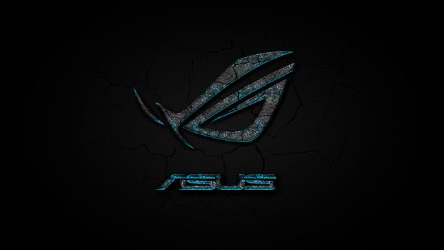 Asus wallpaper by cybacreep