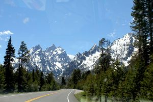 Road to the Tetons by Bokotsu