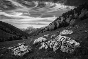 Mountain Universe by MaximeCourty