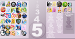 Pony Icon Set 5 by Elalition