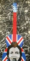 PETE TOWNSHEND GUITAR by chrispjones