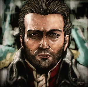 shay patrick cormac | assassin's creed: rogue by scretchme