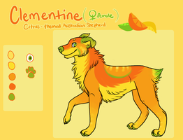 Clementine Ref by Mourgebeast