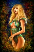 Another elf by DianaKeehl