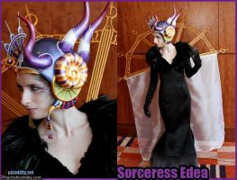 Sorceress Edea Otakon 2011 by pixiekitty