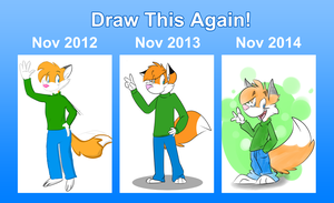 Draw this again 2014 by zilchfox