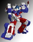 Ultra Magnus Colored by Johnny216
