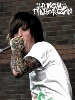 Oli Sykes by total--immortal