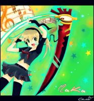 Maka MP3 by Spring-Wolf