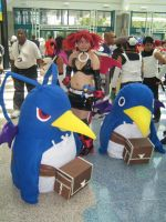 Disgaea Cosplay AX08 by SomaKun